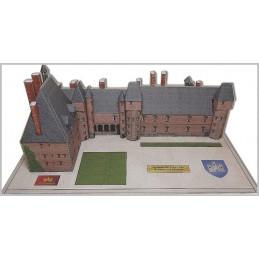 Maquette du Château de Gien (45)
