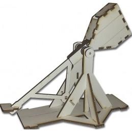 Maquette de Mangonneau Simple ( Pré-découpé )