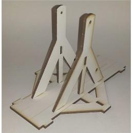 Kit 5 Catapultes