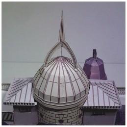 Maquette Observatoire Camille Flammarion à Juvisy (91)