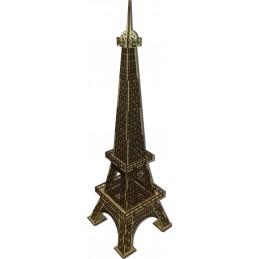 Maquette Tour Eiffel en bois : contenu du kit