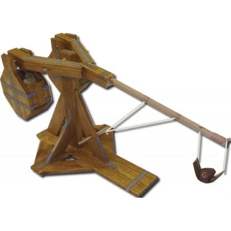 Maquette de Catapulte de type Biffa en Bois