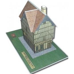 Maquette de Maison Région Franche Comté
