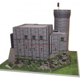 Maquette du Donjon du Château de Falaise (14)