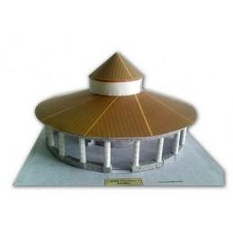 Halle circulaire (Auvillar 82)
