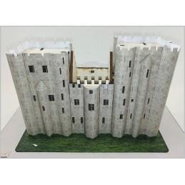 Maquette du Donjon de Niort (79)