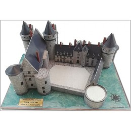 Maquette du Château de Sully sur Loire
