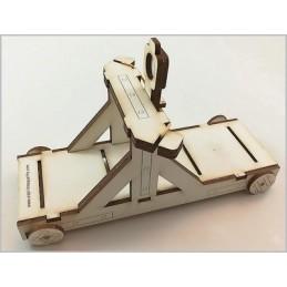 Maquette de Catapulte à Roues Gamme Junior