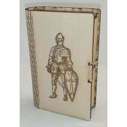 Livre-Boite Chevalier
