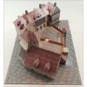 Maquette de la Lieutenance de Honfleur