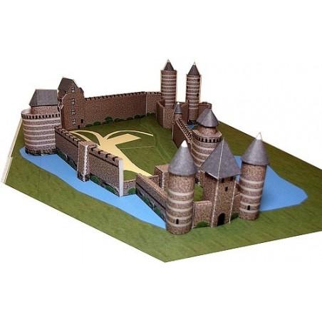Maquette du Château de Fougères (35)