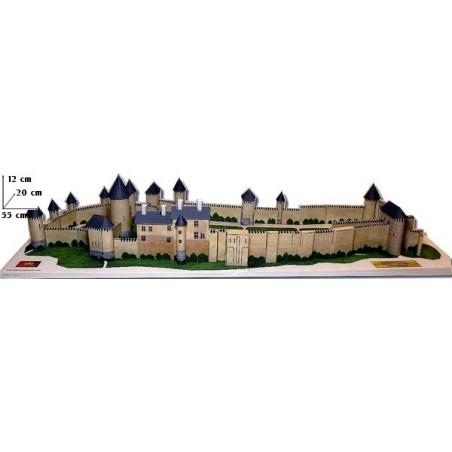 Maquette de la Forteresse royale de Chinon (37)