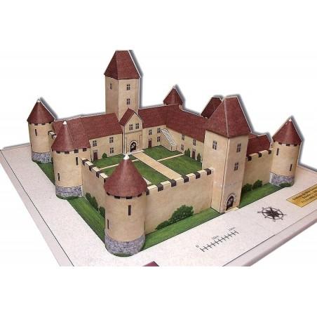 Maquette du Château de Brie Comte Robert (77)
