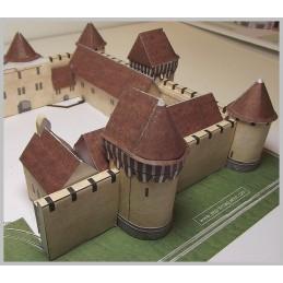 Maquette du Château de Dourdan (91)
