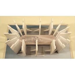 Maquette de Fort Boyard (17 )