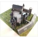 Maquette du château de Vitré (35)