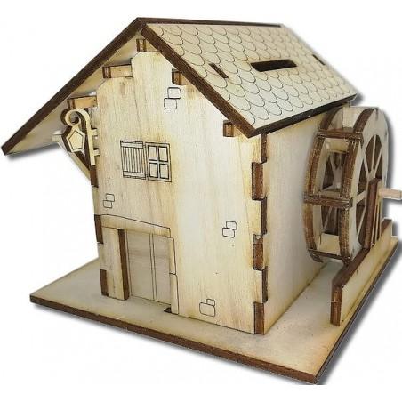Maquette de Moulin de montagne