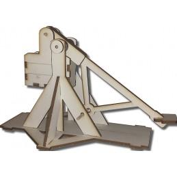 Maquette de Trébuchet Simple ( Pré-découpé )