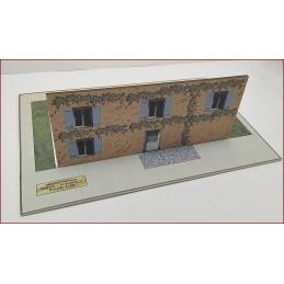 Maquette d'une Maison Typique Provence - Grand Modèle