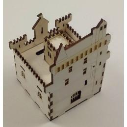 Château Fort Tirelire - Tour de l'Horloge du château de Chinon