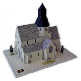 Maquette de l'Eglise Saint-Pierre à Touques (14)