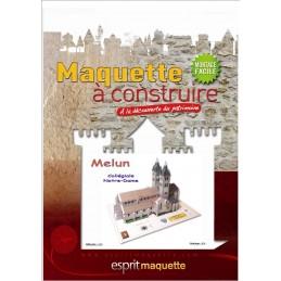 Boitier Collégiale Notre Dame de Melun (77)