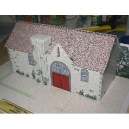 Montage porta avant Barbizon (77) - Chapelle St Paul - Montage