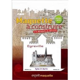 Boitier Egreville (77) - Eglise Saint-Martin - Pochette
