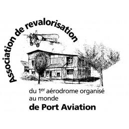 Logo Viry Chatillon (91) - Port Aviation - ARAOMPA