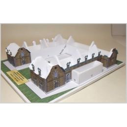 Maison de Bornage à Ponthierry (77)