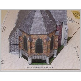 Collégiale Notre Dame de Melun (77)