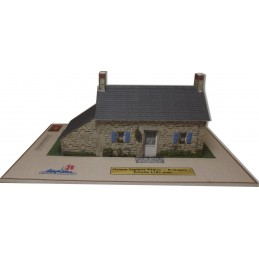 Maison Typique Bretagne