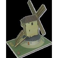 Moulin à Eau ou Moulin à Vent