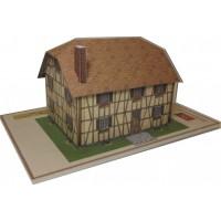 Votre maquette Thème Maisons Architecture Régionale Maquette Batiment