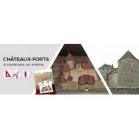 Maquettes Châteaux & Donjons